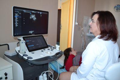 Nové moderní ultrazvuky využívají pacientky Novojičínského diagnostického centra ve Vsetíně a v Novém Jičíně